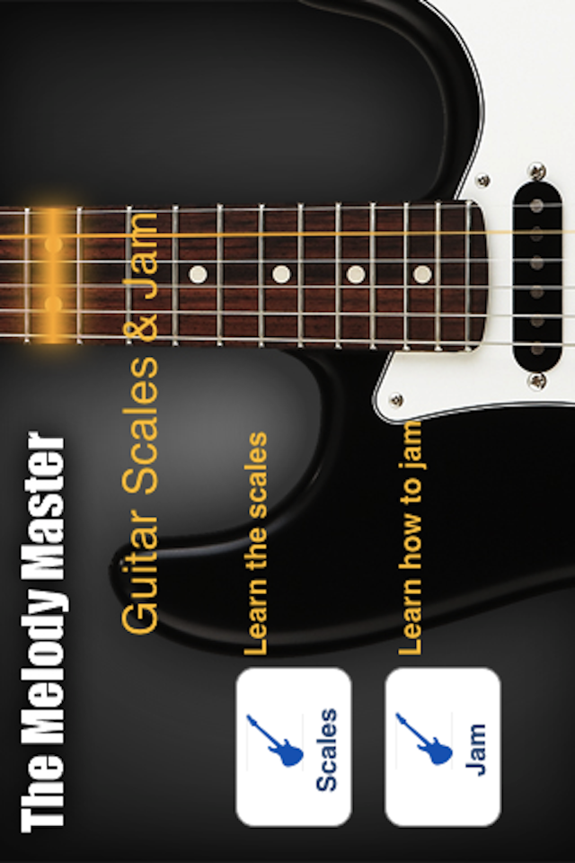 Guitar Scales and Jam