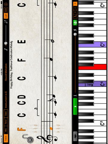 Melody Composer
