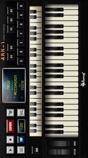 ARK-1: Arabic Keyboard