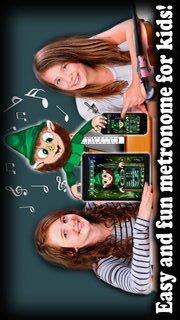 MetraGnome - Metronome for Children
