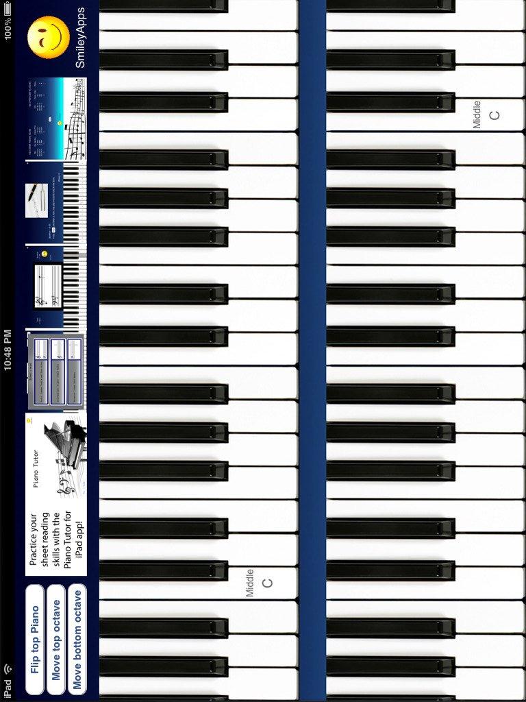 Duet Piano for iPad