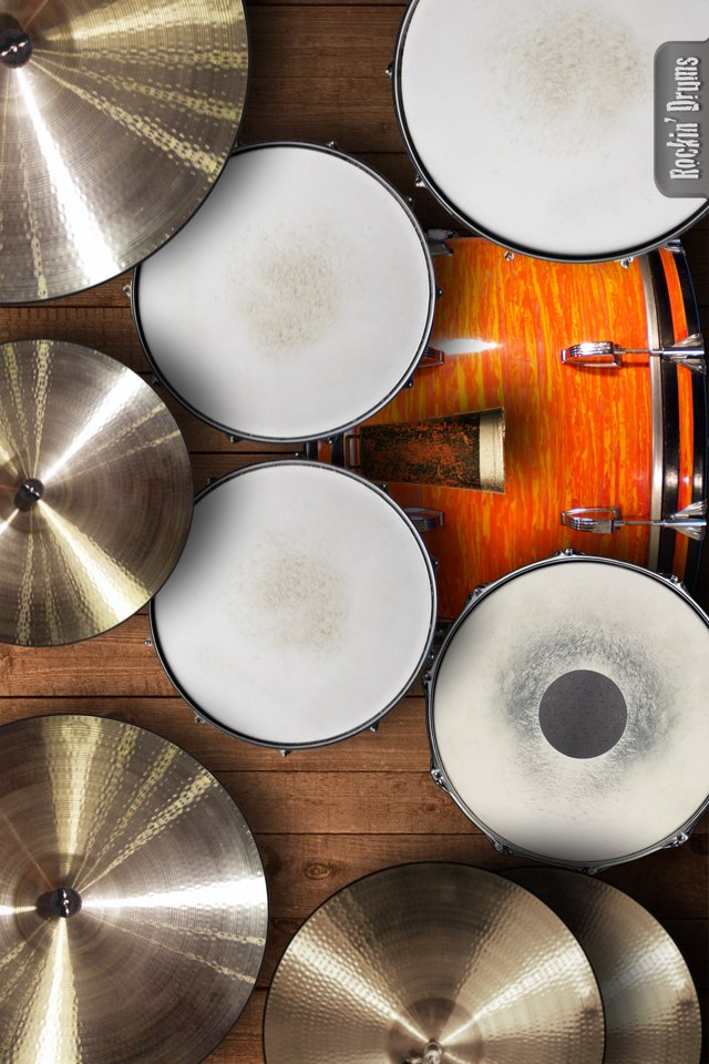Rockin' Drums Free