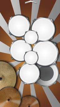 Pocket Drum Pads - Drums with Beats