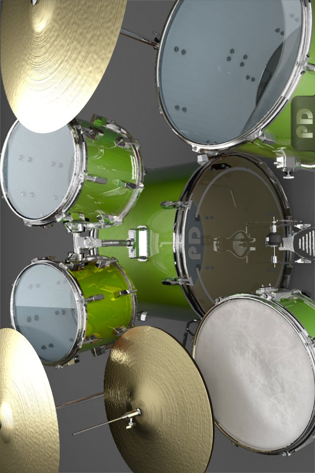 Pocket Drums 2 Free