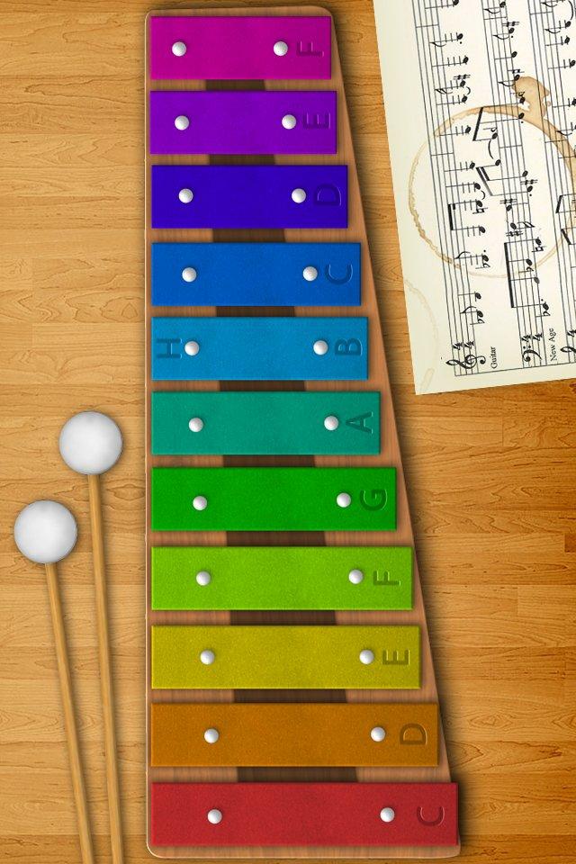 Easy Xylophone