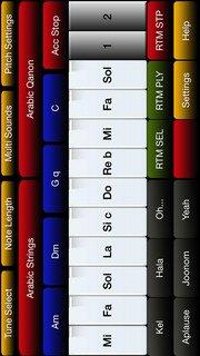 Arabic Musical Instrument app