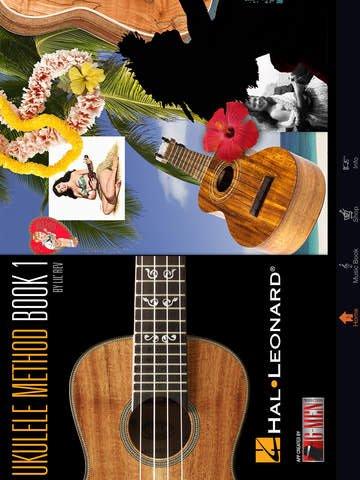 Hal Leonard Ukulele Method Lite
