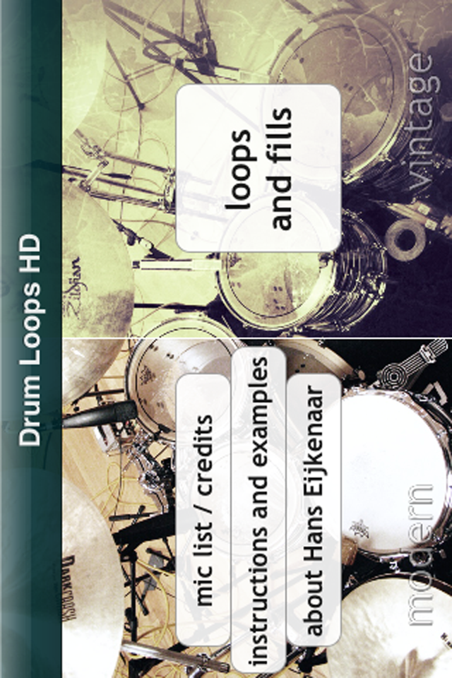 Drum Loops HD Light