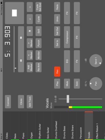 MultitrackStudio Remote