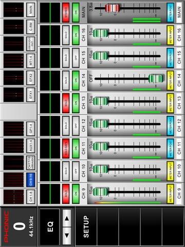 Acapela 16 Remote