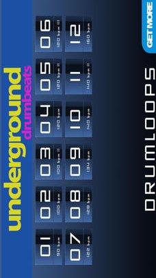 AAA³ Underground Drumbeats - Drumgrooves Launchpad!