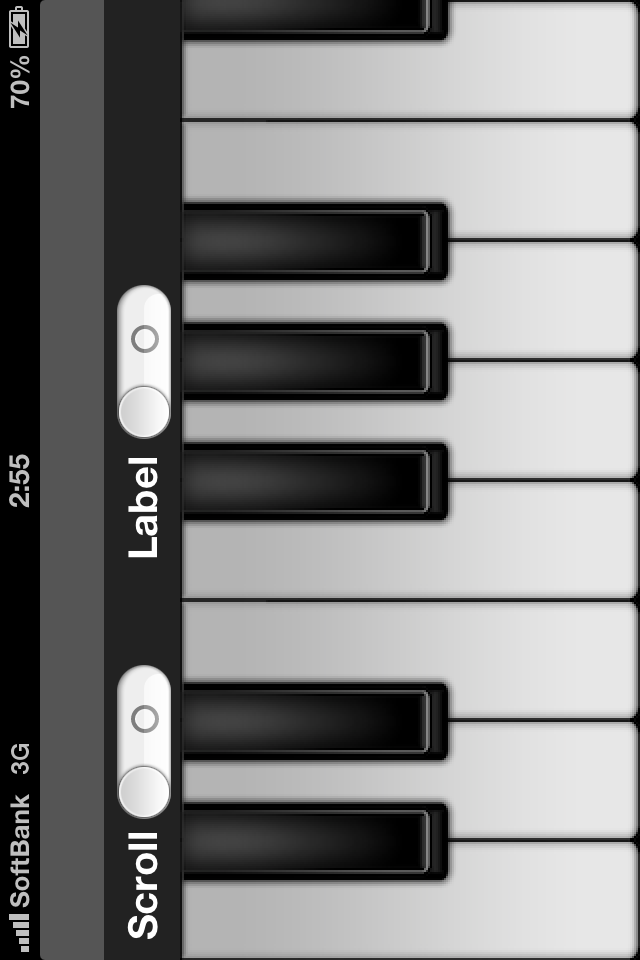Plain Piano