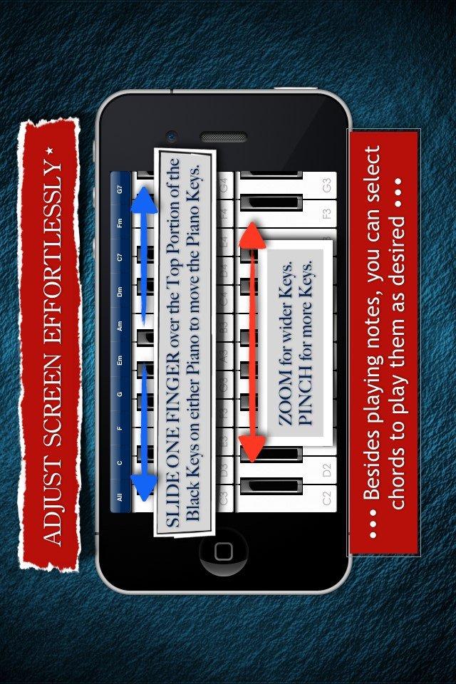 Piano Gliss Pro
