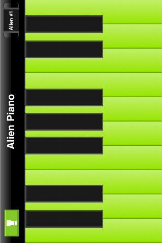 Alien Piano FREE