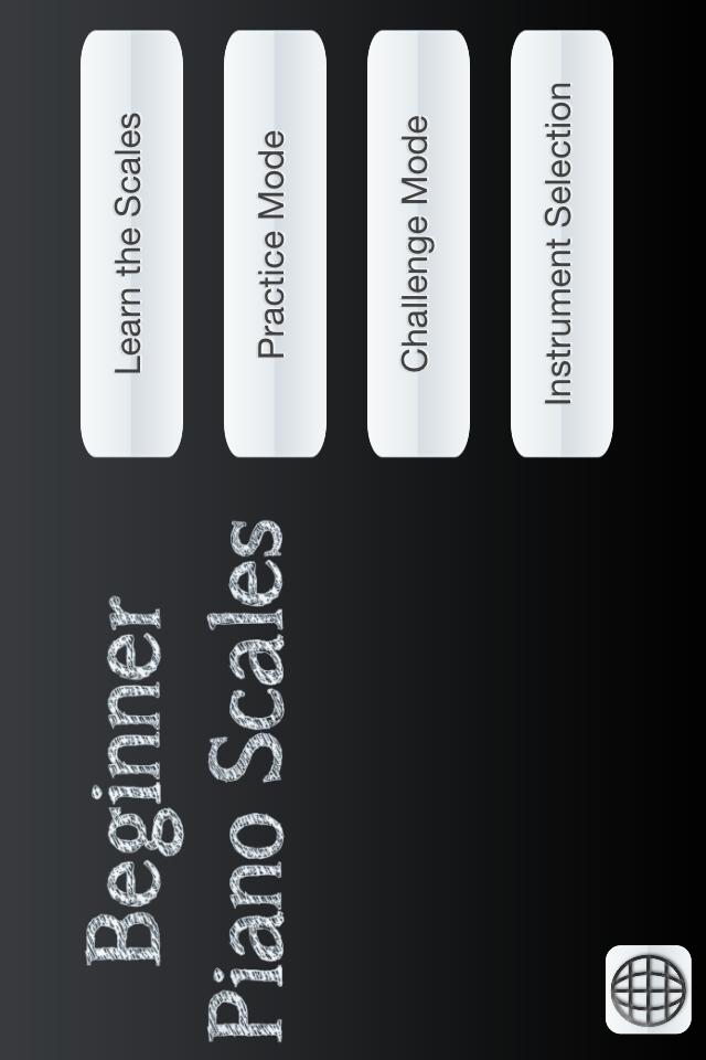Beginner Piano Scales