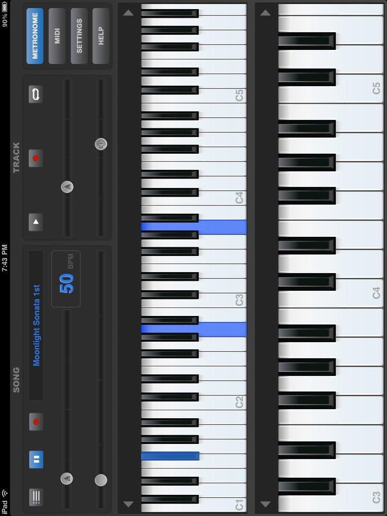 Piano Sharp HD