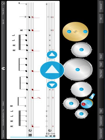 Drums - Learn Lessons & Practice