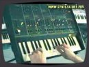 Showing you not what a synthesizer can do, but what a man can do with a synthesizer.