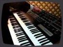 Expérimentation sonore avec un Prophet 10.