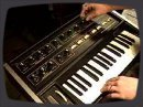 The second part of The Moog Micromoog. Primarily demonstration of what can be done with the multiple switches.
