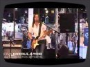 Vidéo de démonstration de la pédale Nova Modulator de TC Electronic par Søren Andersen au NAMM 2008.