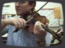 PLEASE NOTE!!!  These motions are natural and will help free you from tension. Very small amounts of the motion described here can be added to your playing but please don't try to play like this all of the time.  It's way too much motion and will distract your audience!  Also, any violin motion from left to right must come from the hips so the violin and bow relationship does not change (VERY IMPORTANT).    Technique learned from the teaching of Paul Rolland.