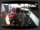 Overview of the Taye Drums stand at Franckfurt MusikMesse 2009.