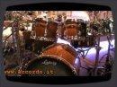 Aperçu du stand Ludwig au salon MusikMesse 2009 de Franckfort. On ne s'en lasse pas!