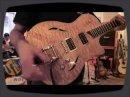 Présentation de la guitare Taylor T3/B.