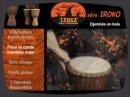 Les djembés Iroko de Tanga sont entièrement fabriqués à la main en Côte d'Ivoire.