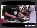 Overview of the Numark booth during NAMM 2009