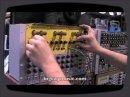 Les nouveaux modules Eurorack Metasonix, sur le stand Big City Music au NAMM 2009.
