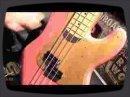 Présentation des basses de la gamme Road Worn de Fender.