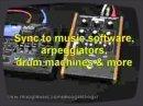Vidéo officielle de présentation du nouveau joujou signé Moog, la MF-105M MIDI MuRF.