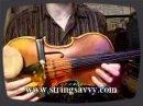 Leçon de violon