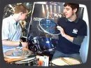James and Dan discuss and compare Remo and Evans drum heads.