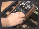 The MOOG Ring Modulator MF102, demonstrated, poorly, by yours truly. Wish I knew what to do with these things. Some folks can really make em' speak...I am not one of those dudes. Do not watch this clip.