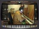Démonstration d'un son de guitare produit par l'instrument virtuel Quantum Leap Ra.