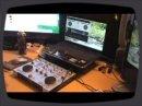 Démonstration des possibilités du contrôleur DJ Hercules RMX.