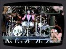 Musicians Friend interview with legendary drummer from Kiss, Eric Singer. During the interview, Eric tells us how he got started in the music business, bands he has played with and how he came to be the drummer for Kiss. Also talks about the new Kiss album 'Sonic Boom' and being prepared as a musician.