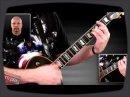 Ici nous avons une leçon de tapping pour la guitare électrique, réalisée par David MacKenzie.