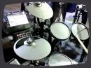 This entry-level, very affordable electronic drum set also includes training features.