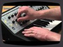 Une bonne explication du Sub Phatty Moog par Daniel Fisher de Sweetwater.