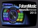 MusikMesse2013: Sur le stand Numark, on pouvait découvrir le logiciel Orbit.