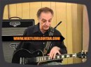 In this Next Level Guitar.com exclusive Lou Pallo of the Les Paul trio discusses the features and demos his signature les paul electric guitar ?www.loupallo.com - more info on Lou ?http ? www.jerseyguitarmafia.com - more info on the CD ?http - over 1000 guitar lessons, jam tracks, chord library, and more!