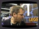 Petit tour sur le,stand Moog , lors du NAMM 2012, pour aller découvrir le nouveau Minitaur, synthé basse.