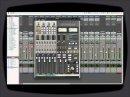Ici, on voit comment configurer le set up pour associer une interface Universale Audio Appollo à Pro Tools.