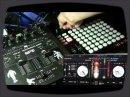 Vidéo montrant comment se servir du contrôleur Block de Livid Instruments avec le logiciel DJ Serato.