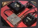 A recent version of the Rat2 compared to a 90's era vintage reissue big box Rat distortion.