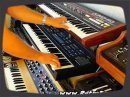 Vintage synth demo track by RetroSound bassline (like TD`s Dolphin Dance): Moog Minimoog with Lintronics Midi sequenced by the MFB Step64 step sequencer and sync with the TR-707 fx and lead sounds: SCI Prophet VS analog pads: Roland Juno-60 drums: Roland TR-707 no overdubbing, no sequencer software used more info: www.retrosound.de and http